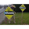 Michael Charlton from Dundee LibDems campaigning in Dunfermline & West Fife