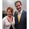 Alison Burns meets Nick Clegg
