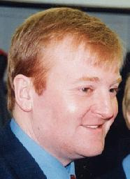 Charles Kennedy MP for Ross, Skye & Inverness West, Leader of the Liberal Democrats