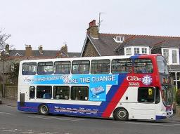 Dundee LibDems welcome new free nationwide bus travel launch