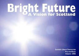 Bright Future - A Vision for Scotland