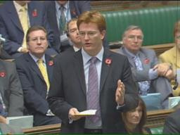 Danny Alexander MP, speaking in the House of Commons